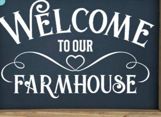 Samenkomst  Farmhouse (Avond)